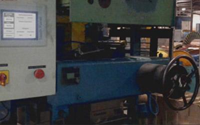 Modernización en Enrollador de cable (Skaltek): Solución con Speed7 y TP605 de VIPA